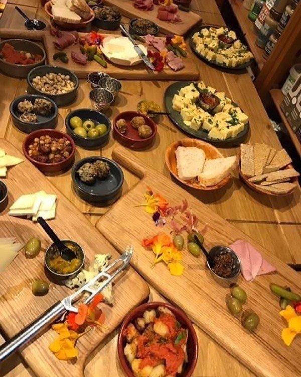 scottish deli platters